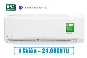 Điều hòa Panasonic 1 chiều N24WKH-8 24000BTU