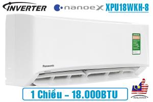 Điều hòa Panasonic 1 chiều inverter XPU18WKH-8 18.000BTU