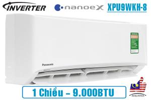 Điều hòa Panasonic 1 chiều inverter XPU9WKH-8 9.000BTU