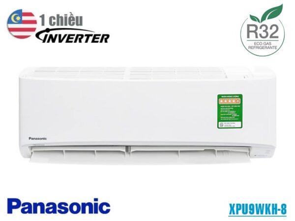 Điều hòa Panasonic 1 chiều inverter XPU9WKH-8 9000BTU