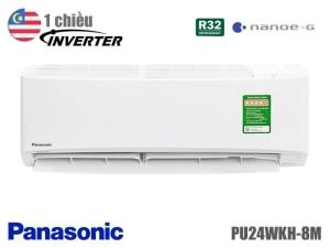 Điều hòa Panasonic 1 chiều inverter PU24WKH-8M 24.000BTU
