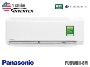 Điều hòa Panasonic 1 chiều inverter PU9WKH-8M 9.000BTU