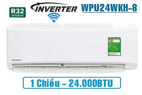 Điều hòa Panasonic 1 chiều wifi WPU24WKH-8M 24000BTU