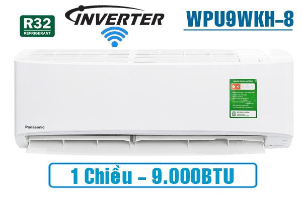 Điều hòa Panasonic 1 chiều wifi WPU9WKH-8M 9000BTU