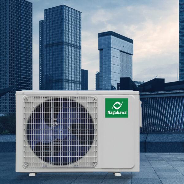 Dàn nóng điều hòa multi 2 chiều Nagakawa NMU-A36UB 36.000BTU