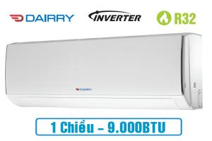 Điều hòa Dairry 1 chiều Inverter I-DR09KC 9000BTU