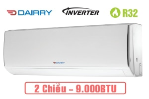 Điều hòa Dairry 2 chiều Inverter I-DR09KH 9000BTU