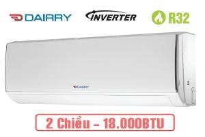 Điều hòa Dairry 2 chiều Inverter I-DR18KH 18000BTU