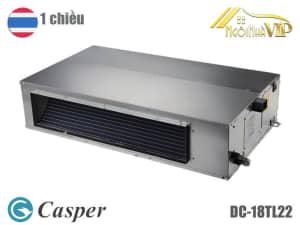 Điều hòa nối ống gió Casper 18.000BTU DC-18TL22