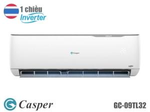 Điều hòa Casper inverter 1 chiều 9.000BTU GC-09TL32