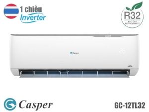 Điều hòa Casper inverter 1 chiều GC-12TL32 12000BTU