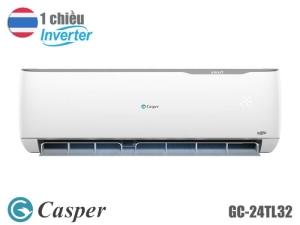 Điều hòa Casper inverter 1 chiều 24.000BTU GC-24TL32