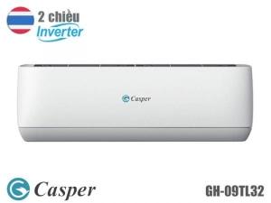 Điều hòa Casper inverter 2 chiều 9.000BTU GH-09TL32