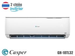 Điều hòa Casper inverter 2 chiều 18.000BTU GH-18TL32