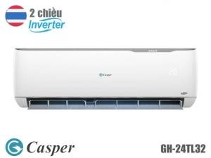 Điều hòa Casper inverter 2 chiều 24.000BTU GH-24TL32