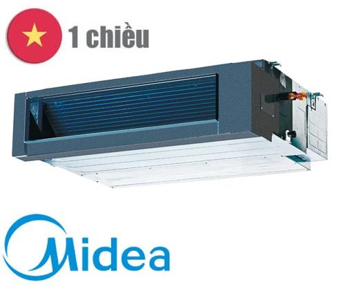 Điều hòa nối ống gió 1 chiều Midea 18.000BTU MTB-18CR