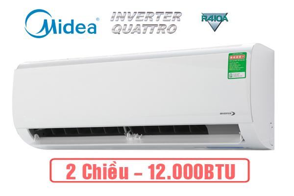 Dàn lạnh điều hòa multi Midea 12.000BTU MSAFBU-12HRD