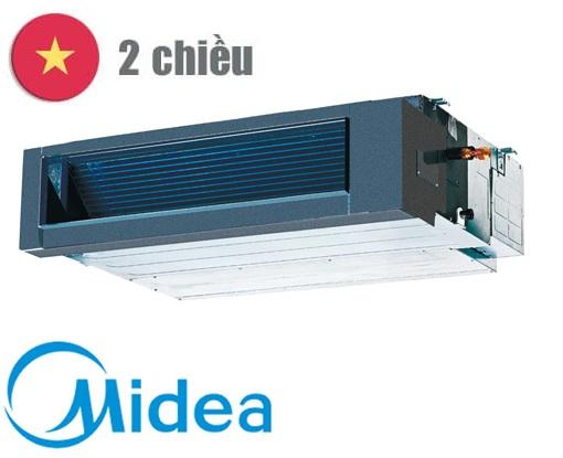 Điều hòa nối ống gió 2 chiều Midea 18.000BTU MTB-18HRN1