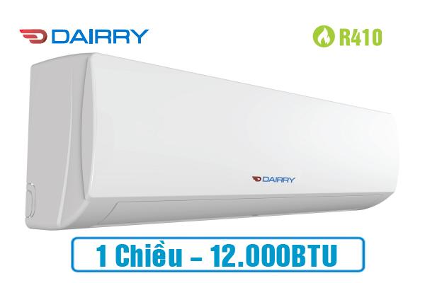 Điều hòa Dairry 1 chiều 12000BTU DR12-KC