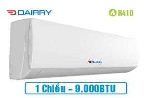Điều hòa Dairry 1 chiều 9000BTU DR09-KC