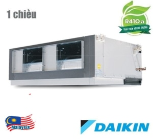 Điều hòa âm trần nối ống gió Daikin 1 chiều 125000BTU FDN125HY1/RCN125HY19
