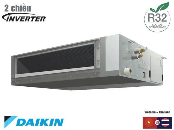 Điều hòa nối ống gió 2 chiều Daikin 21000BTU FBA60BVMA9/RZA60DV2V