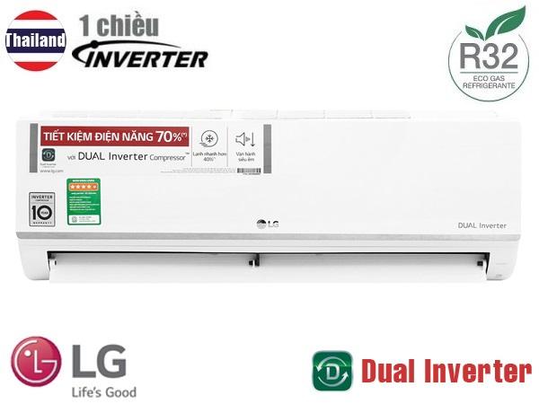 Điều hòa LG 1 chiều Inverter V13ENS 12000BTU