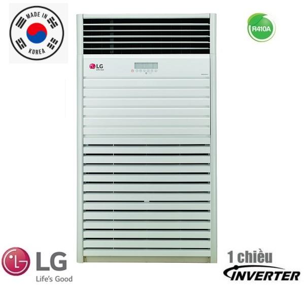 Điều hòa tủ đứng LG 1 chiều inverter 200000BTU APNQ200LNA0