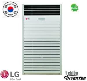 Điều hòa tủ đứng LG 1 chiều inverter 98000BTU APNQ100LFA0