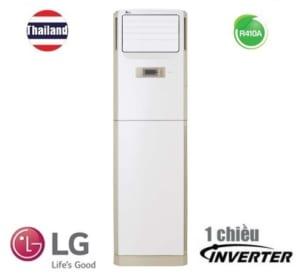Điều hòa tủ đứng LG 1 chiều inverter 24000BTU APNQ24GS1A4