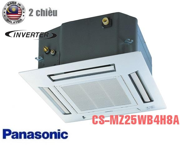 Điều hòa multi Panasonic âm trần 2 chiều 9000BTU CS-MZ25WB4H8A