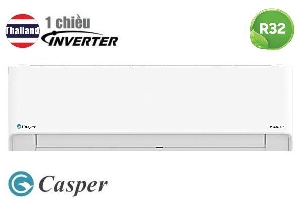 Điều hòa Casper 1 chiều inverter 12000BTU GC-12IS32