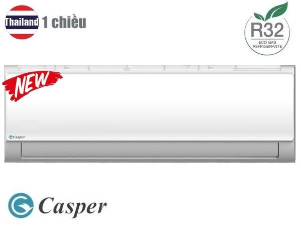 Điều hòa Casper 1 chiều 9000BTU KC-09FC32