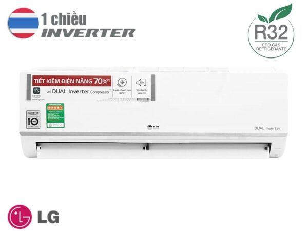 Điều hòa LG 1 chiều Inverter 9000BTU V10ENW1