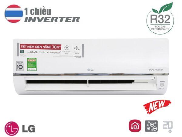 Điều hòa LG 1 chiều inverter 18000BTU V18API1
