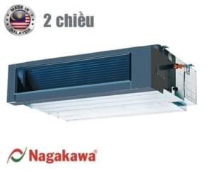 Dàn lạnh ống gió điều hòa multi Nagakawa 2 chiều 12000BTU NMB-A12U19