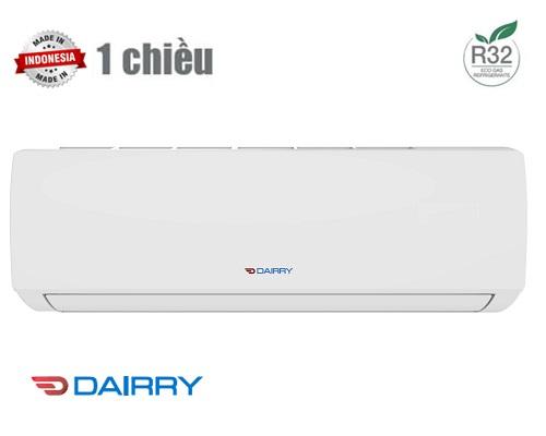 Điều hòa Dairry 1 chiều 9000BTU DR09-LKC