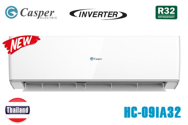 Casper HC-09IA32, Điều hòa Casper 1 chiều inverter 9000BTU