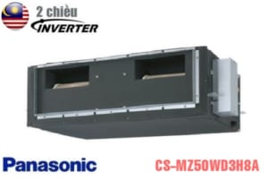 Điều hòa multi Panasonic ống gió 2 chiều 18000BTU CS-MZ50WD3H8A