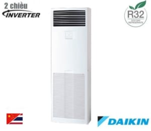 Điều hòa tủ đưng Daikin inverter 2 chiều 18000BTU FVA50AMVM/RZA50DV2V
