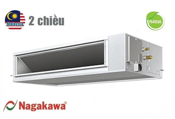 Điều hòa nối ống gió Nagakawa 2 chiều 60.000BTU NBH-A60E
