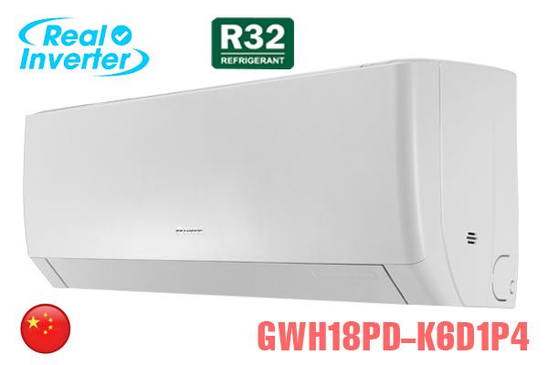 GWH18PD-K6D1P4, Điều hòa Gree 18000BTU 2 chiều inverter