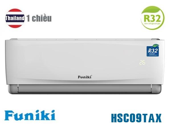 Điều hòa Funiki 1 chiều 9000BTU HSC09TAX