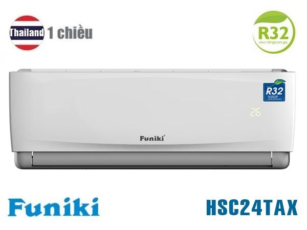Điều hòa Funiki 1 chiều 24000BTU HSC24TAX