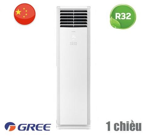Điều hòa tủ đứng Gree 1 chiều 42000BTU GVC42AL-M6NNC7A
