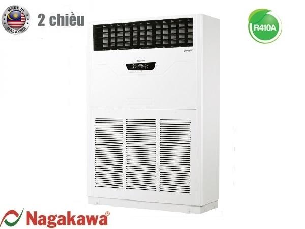 Điều hòa tủ đứng Nagakawa inverter 2 chiều 100.000BTU NIP-A100R1M15