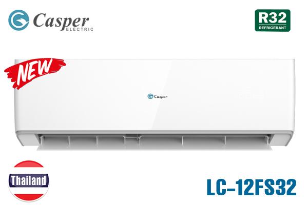 Casper LC-12FS32, Điều hòa Casper 12000 BTU 1 chiều [2021]